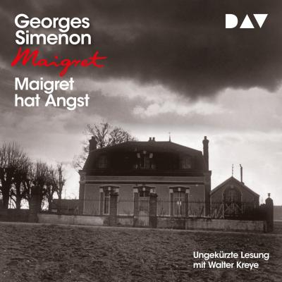 Maigret hat Angst - Georges  Simenon