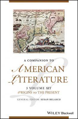 A Companion to American Literature - Группа авторов