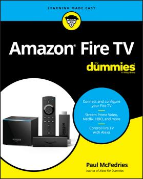 Скачать Amazon Fire TV For Dummies - Paul  McFedries
