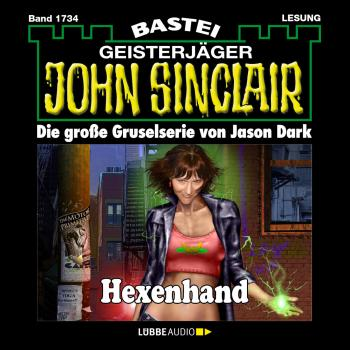 Скачать John Sinclair, Band 1734: Hexenhand - Jason Dark