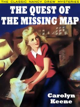 Скачать The Quest of the Missing Map - Carolyn Keene