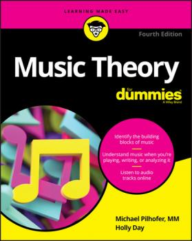 Скачать Music Theory For Dummies - Michael  Pilhofer