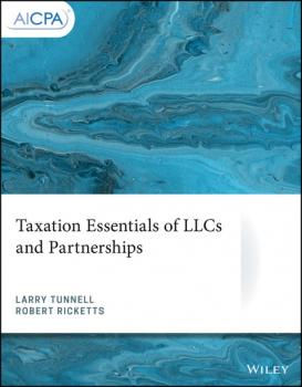 Скачать Taxation Essentials of LLCs and Partnerships - Larry Tunnell