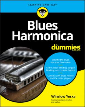 Скачать Blues Harmonica For Dummies - Winslow  Yerxa