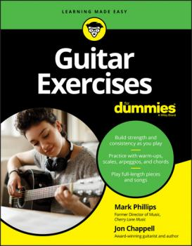Скачать Guitar Exercises For Dummies - Jon  Chappell