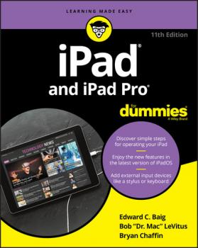 Скачать iPad and iPad Pro For Dummies - Bob LeVitus