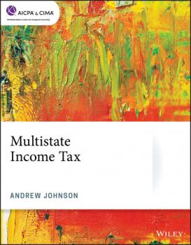 Скачать Multistate Income Tax - Andrew  Johnson