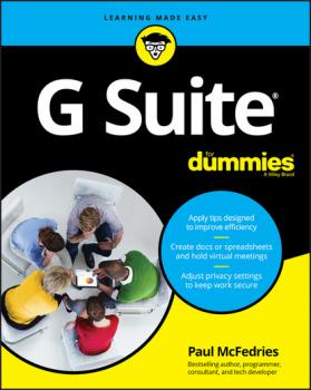 Скачать G Suite For Dummies - Paul  McFedries