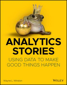 Скачать Analytics Stories - Wayne L. Winston