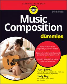 Скачать Music Composition For Dummies - Holly  Day