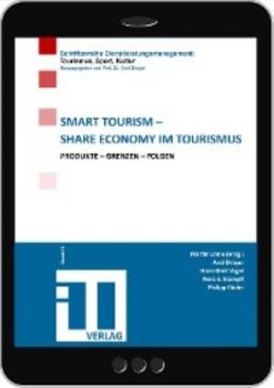 Скачать Smart Tourism – Share Economy im Tourismus - Martin Linne